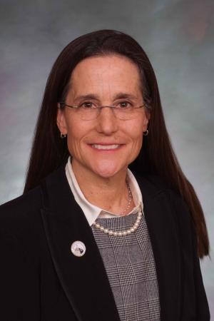 Colorado Representative Jeni James-Arndt headshot